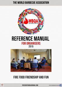 Manual for Organisers