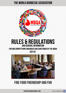 Rules and Regulations – August 2017