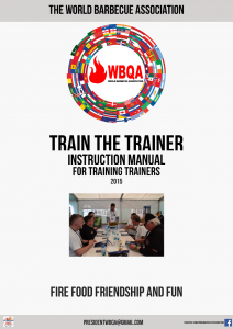 Manual for Train the Trainer